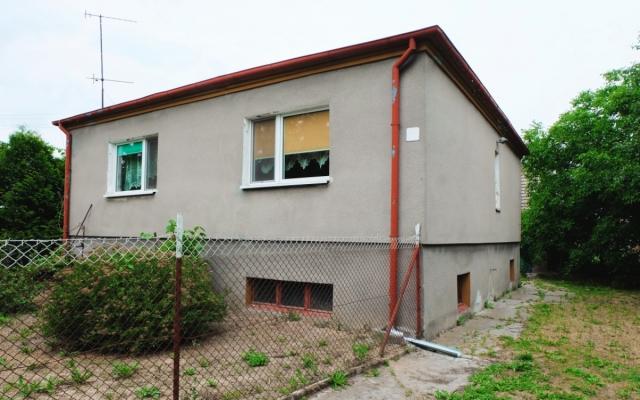 Dom z dużą działką we Wszedniu