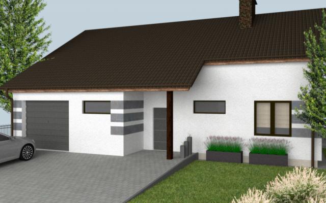 Dom w Kopczynie