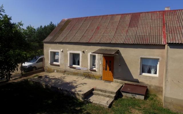 Dom przy ul. Spokojnej - Kopczyn