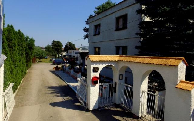 Dom z lokalem handlowo-usługowym Strzelno