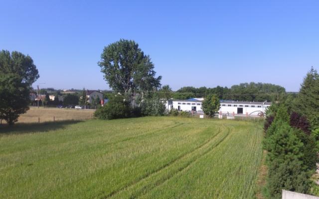 Duża działka budowlana Wiecanowo