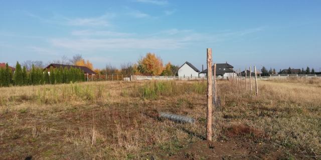 Działka z warunkami zabudowy w Świerkówcu