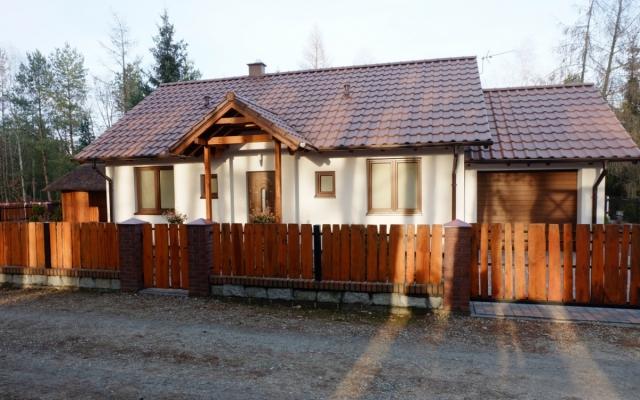 Piękny dom Wójcin