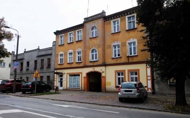 Budynek mieszkalny Mogilno
