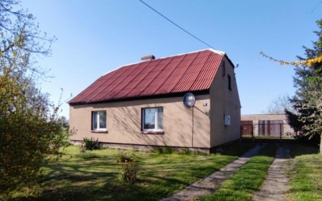 Dom mieszkalny Żabno