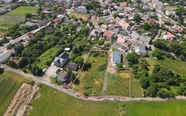 Działka rolno-budowlana w Strzelnie