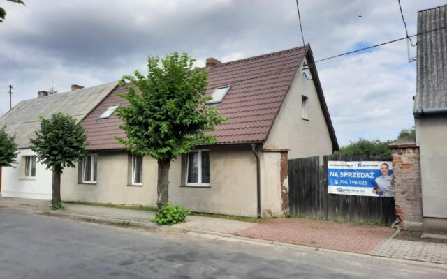 Dom z działką w Wylatowie