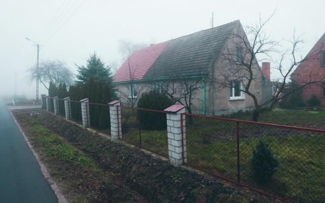 Dom w miejscowości Łąkie