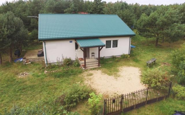 Dom z działką Rozalinowo