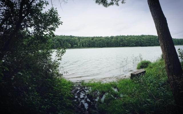 Działki nad jeziorem Rozalinowo