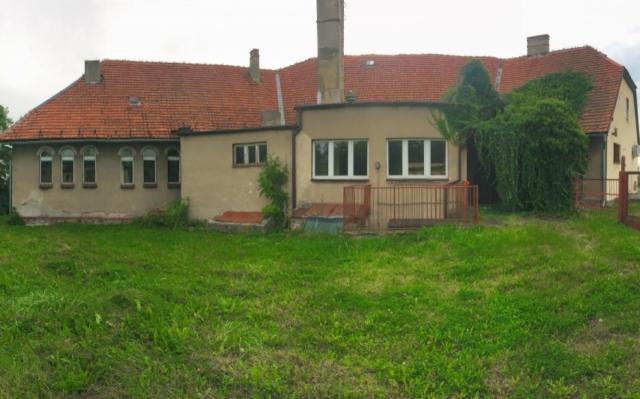 Budynek w Padniewie